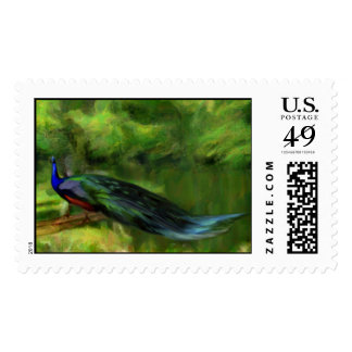 Peacock Stamps