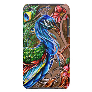 Peacock Summer Barely There iPod Cover