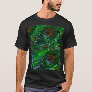 Peacock. T-Shirt