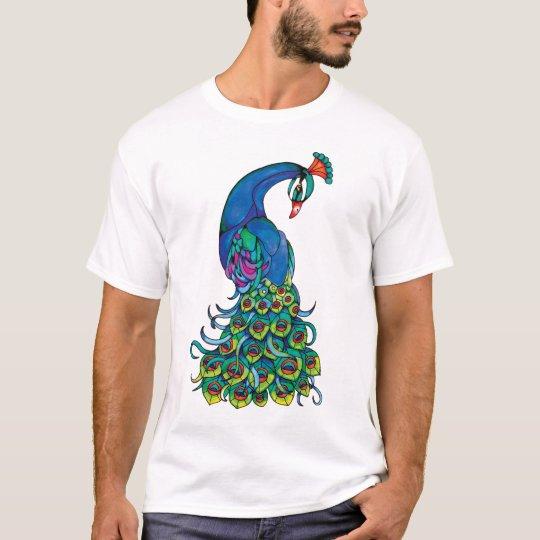 Peacock Tee