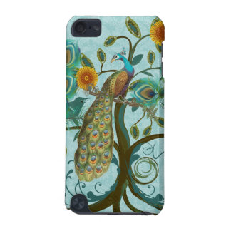 Peacock Tree  Birdcage  Damask iTouch Case