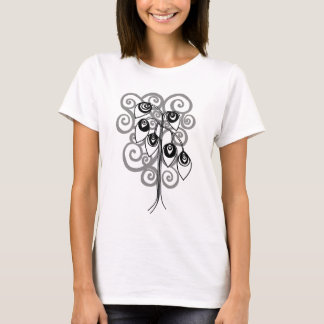 peacock tree t-shirt (child sizes available)