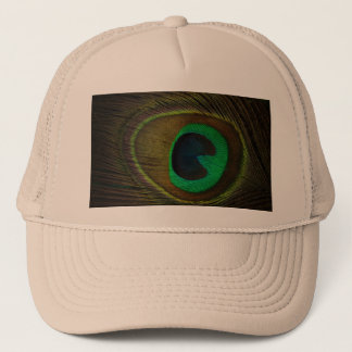Peacock Trucker Hat
