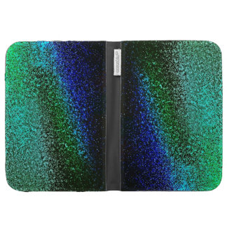 PEACOCK WATERDROPS CASES FOR THE KINDLE