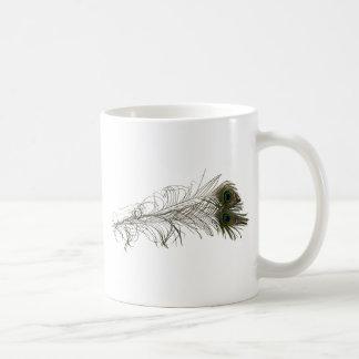 PeacockFeathers030310 Coffee Mug