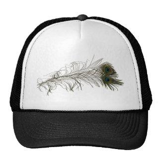PeacockFeathers030310 Trucker Hat