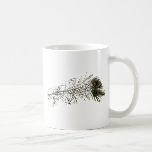 PeacockFeathers030310 Mug