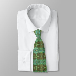 Peacocking Cool Tie