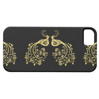 Peacocks in Love iPhone SE/5/5s Case