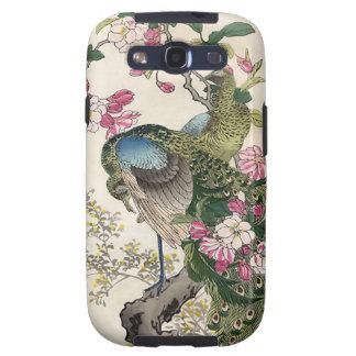 Peacocks Samsung Galaxy S111 Vibe Case Galaxy SIII Case