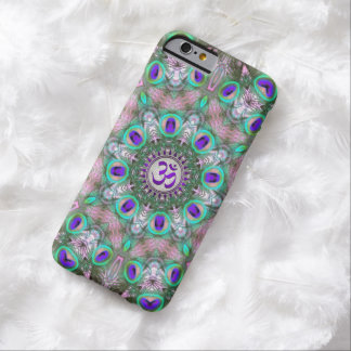 Peacolia Purple Aum iPhone 6 CaseMate Cases Barely There iPhone 6 Case