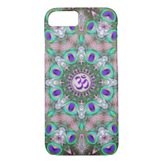 Peacolia Purple Aum iPhone 7 CaseMate Cases