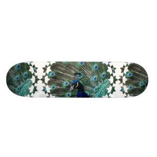 Peafowl Bird Skateboard