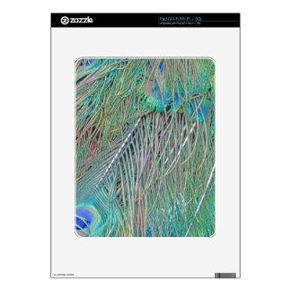Peafowl Decadence Skin For The iPad