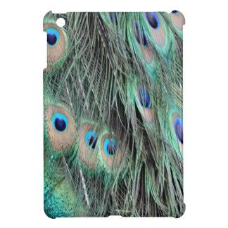 Peafowl Delight iPad Mini Cover
