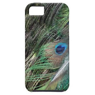 Peafowl Green Grail iPhone SE/5/5s Case