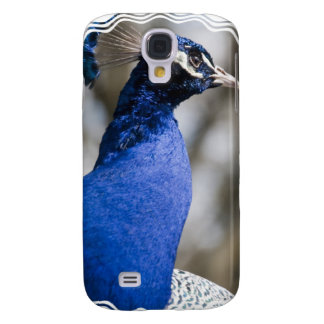 Peafowl iPhone 3G Case Galaxy S4 Cover
