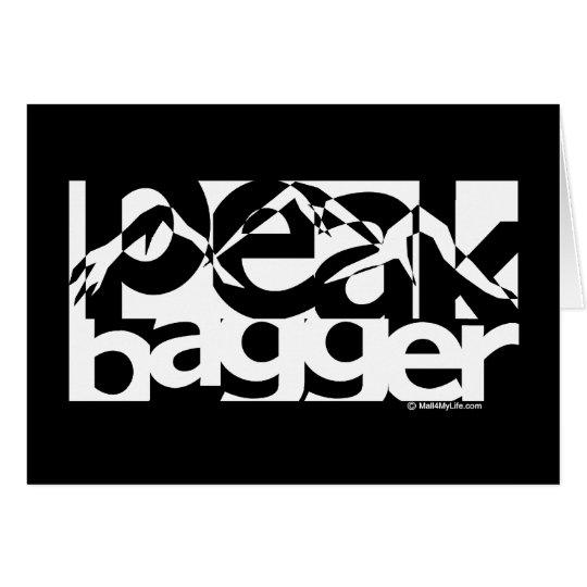 Peak Bagger Card
