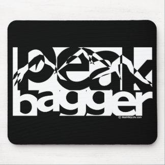 Peak Bagger Mouse Mat
