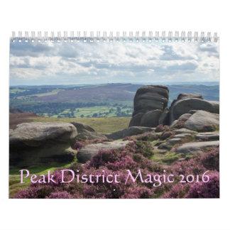 Peak District Magic 2011 Calendar