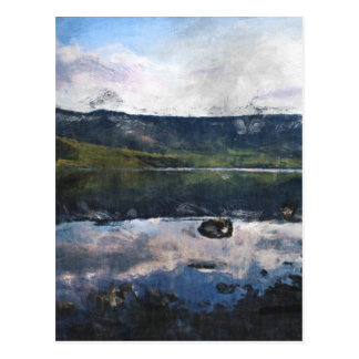 Peak District Postcard