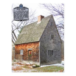 Peak House ~ postcard