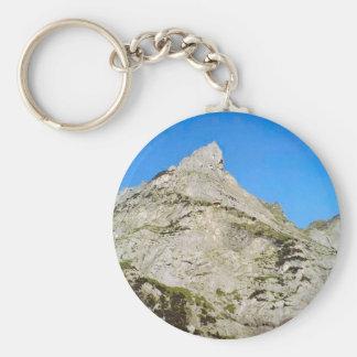 Peak of the Eiger, Grindelwald Keychain