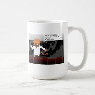 Peak Zebra Mug