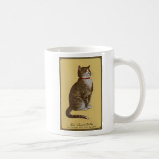 Peake, Chessie's Old Man tomcat tabby cat Coffee Mug