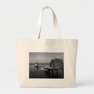 Peaks Island Maine Large Tote Bag
