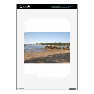 Peaks Island, ME Club Beach iPad 3 Decal