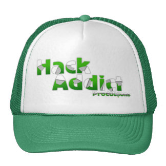 Pealing Letters Hat
