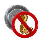 Peanut allergy pins