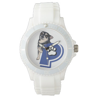 Peanut and the Petsitters logo watch style3