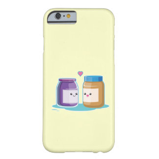 Peanut Butter and Jelly Barely There iPhone 6 Case