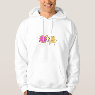 Peanut Butter and Jelly Hoodie