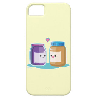 Peanut Butter and Jelly iPhone SE/5/5s Case