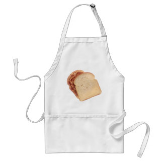 Peanut Butter and Jelly Sandwich Adult Apron