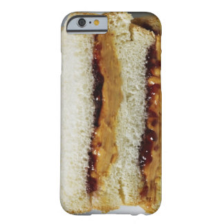 Peanut butter and jelly sandwich. barely there iPhone 6 case