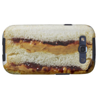 Peanut butter and jelly sandwich. samsung galaxy SIII cover