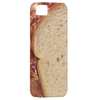 Peanut Butter and Jelly Sandwich iPhone SE/5/5s Case