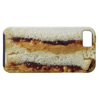Peanut butter and jelly sandwich. iPhone SE/5/5s case