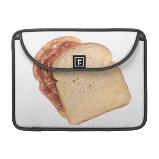 Peanut Butter and Jelly Sandwich MacBook Pro Sleeve