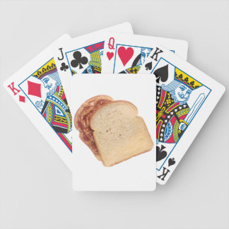 Peanut Butter and Jelly Sandwich Bicycle Card Decks