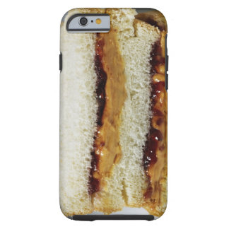 Peanut butter and jelly sandwich. tough iPhone 6 case