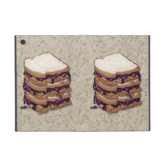 Peanut Butter and Jelly Sandwiches iPad Mini Cover