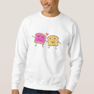 Peanut Butter and Jelly Sweatshirt