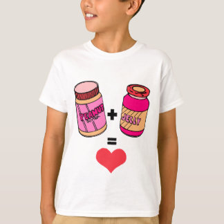Peanut Butter And Jelly T-Shirt