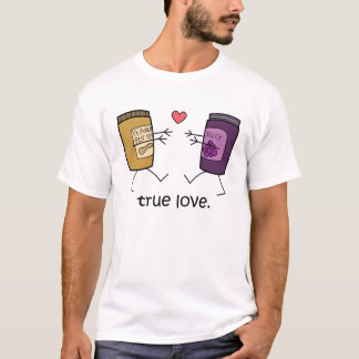 "Peanut Butter and Jelly ""True Love"" Shirt"