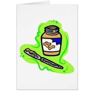 Peanut Butter Card
